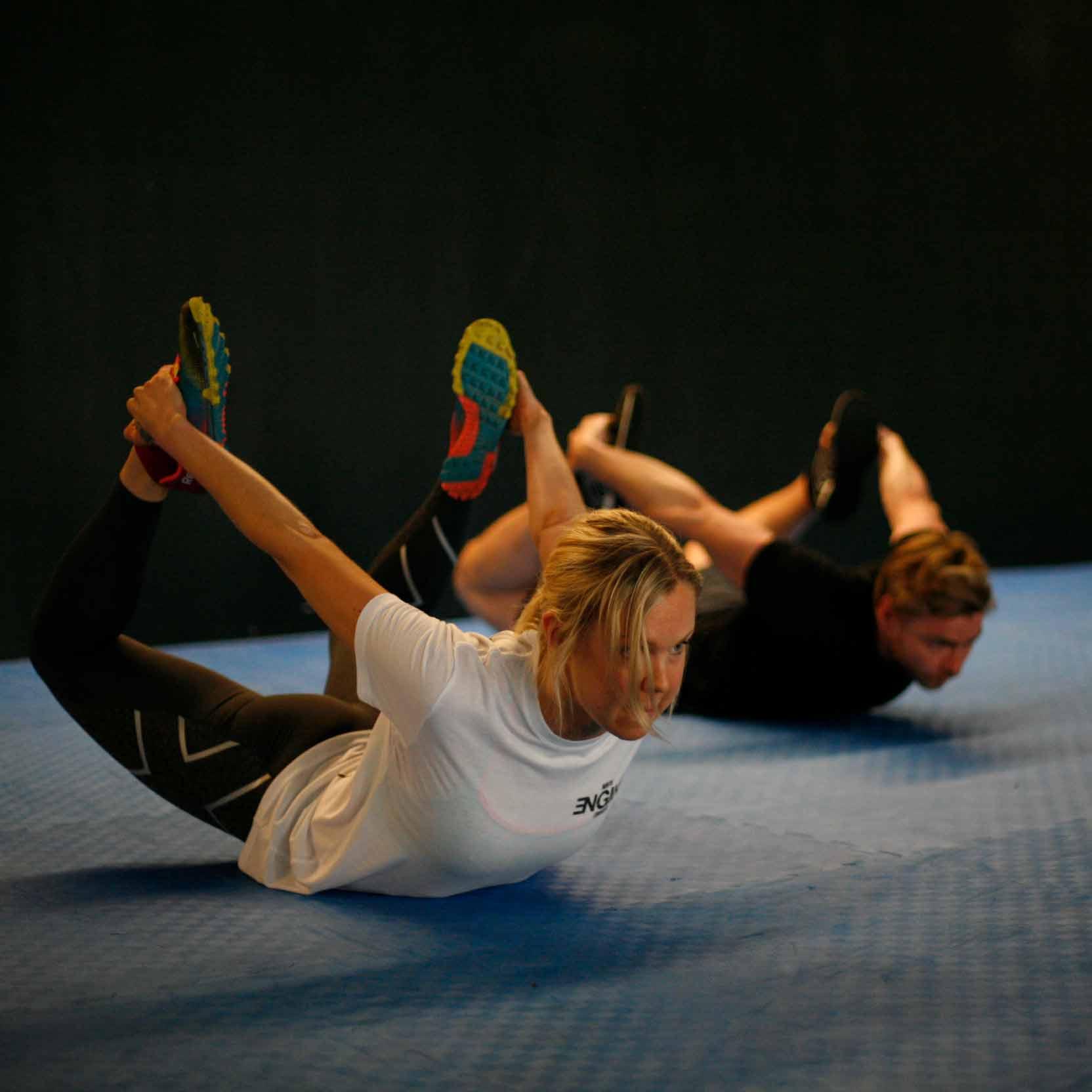 CrossFit harjoittelu helsinki